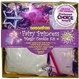 "Sassafras / Award-Winning Fairy Princess ""Magic"" Cookie Kit"
