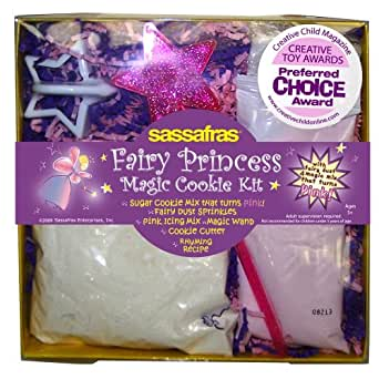 Mini Fairy Princess Magic Cookie Set