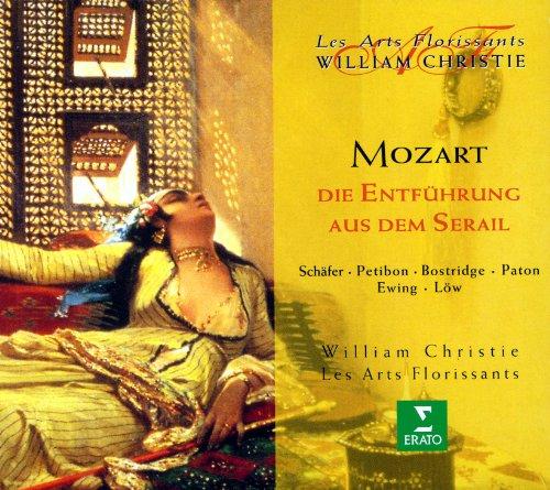 """Mozart : Die Entführung aus dem Serail : Act 3 """"In Mohrenland gefangen war"""" [Pedrillo] """"Sie macht auf, Herr!"""" [Pedrillo, Belmonte, Konstanze] """"Gift und Dolch! Was ist das?"""" [Osmin, Belmonte]"""
