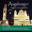 Augsburger Sagen und Legenden Hörbuch von Marco Kirchner Gesprochen von: Uve Teschner