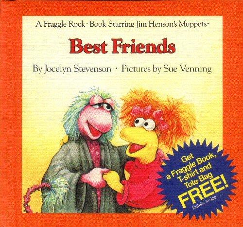Best Friends (A Fraggle Rock Book), Jocelyn Stevenson
