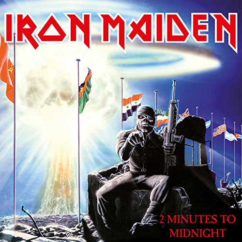 Iron Maiden - 2 Minutes to Midnight - Zortam Music