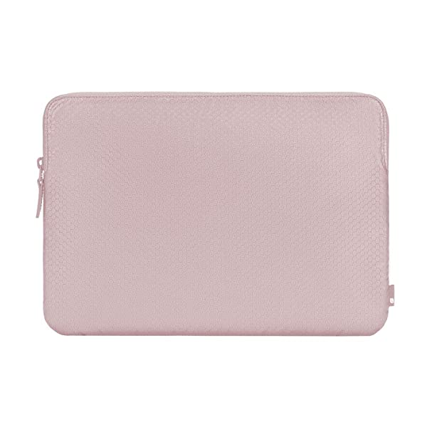 Incase Slim Sleeve in Honeycomb Ripstop for MacBook Air 13 (Color: Rose Gold)