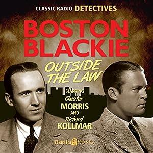 Boston Blackie Radio/TV Program