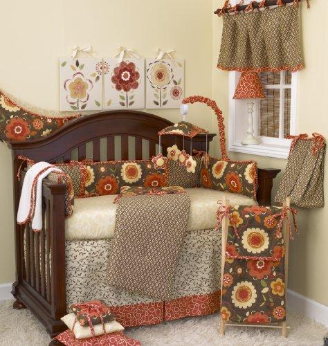 Cotton Tale Designs Peggy Sue Bedding Set, 8 Piece - 1