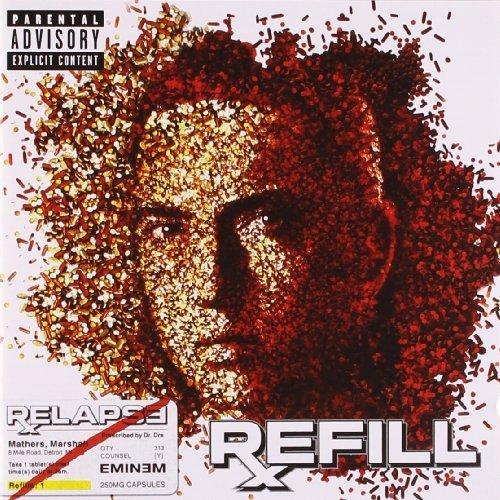 Relapse: Refill by Eminem [Music CD]