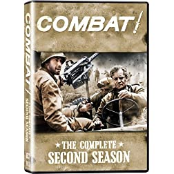 Combat!: The Complete Second Season