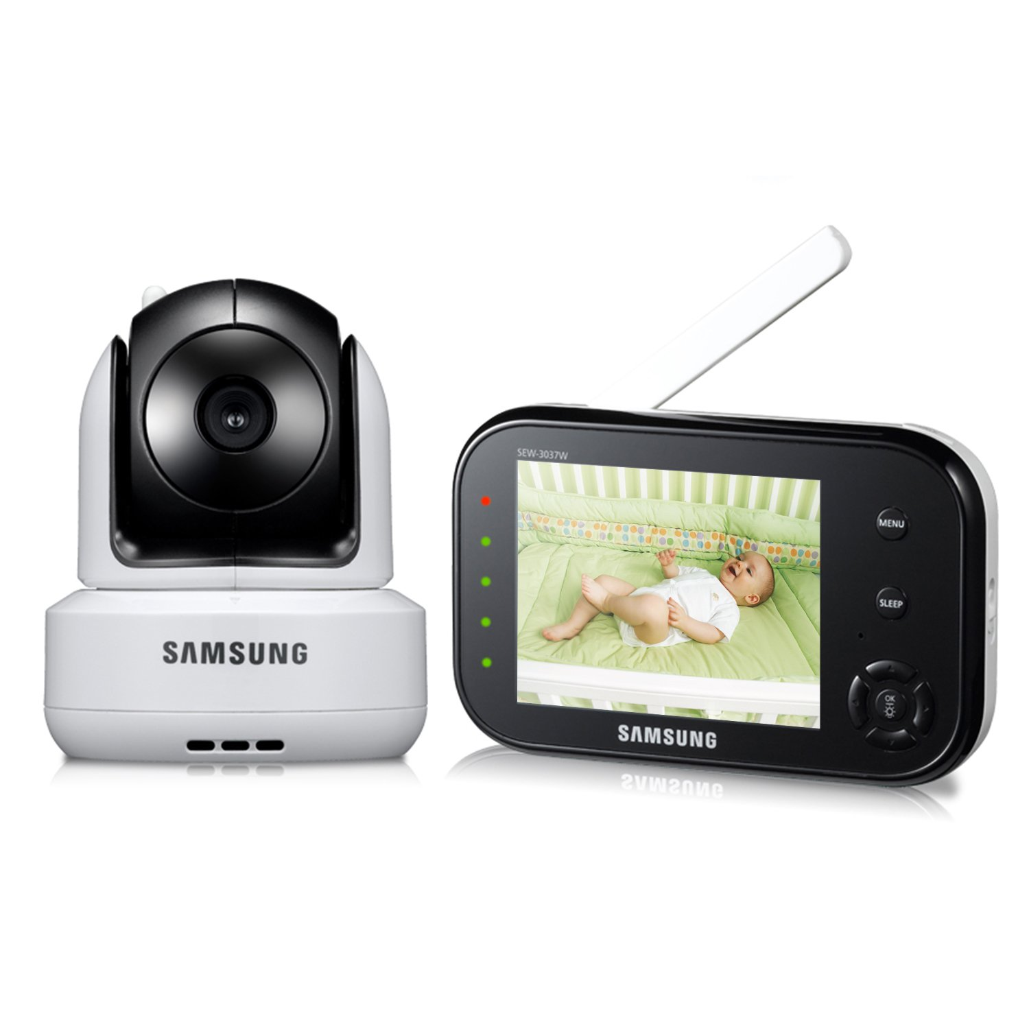 baby video monitor features