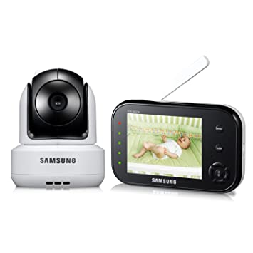 Samsung UltraVIEW 2-Camera Baby Monitoring System (SEW-3038W)