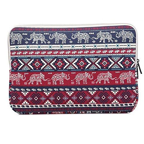 acyc-13-zoll-elephant-pattern-leinwandgewebe-laptop-hulle-tasche-cover-fur-laptop-notebook-macbook-u