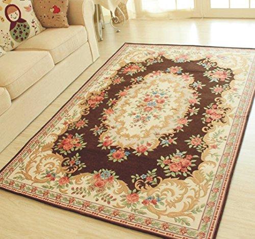 memorecool-collezione-contemporary-design-jacquard-tappeto-con-retro-antiscivolo-comodino-camera-da-