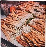 3dRose USA, Massachusetts, Boston, Market King Crab Legs, Us22 Jen0083, Jim Engelbrecht Mouse Pad (mp_144674_1)