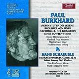 Music by Paul Burkhard & Hans Schaeuble Manfred Preis (Klarinette), Martin Suter (Orgel), Paul Burkhard (Leitung), Nico Kaufmann (Klavier), Hans Schaeuble (Klavier) Emmy Hürlimann (Harfe)