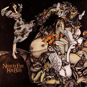 Never for Ever: Kate Bush: Amazon.co.uk: Music