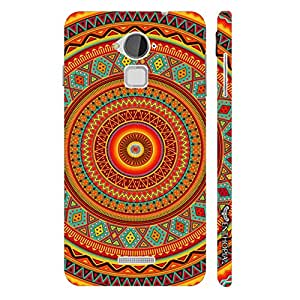 Coolpad Note 3 The Hypnotic designer mobile hard shell case by Enthopia