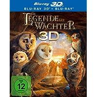 Die Legende der W�chter 3D (+ Blu-ray) [Blu-ray 3D]