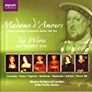 Madame D'Amours: Music for 6 Wives of Henry VIII
