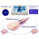 Photorejuvenation Filtered Tip 505-670nm for Beauty Treatment Equipment, Machine, System, Device.