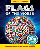 Igloo Books Ltd Primary Explorers - Flags of the World: Over 100 Fantastic Stickers
