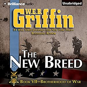 The New Breed Audiobook
