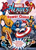Marvel Heroes Power Quest (Panorama Sticker Storybook) (0794418813) by Marvel