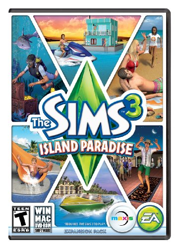 The Sims 3 Island Paradise - PC/Mac