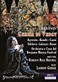 Donizetti: Gemma di Vergy (Live, Teatro Donizetti Bergamo, Sep 2011) [NTSC all regions] [DVD]