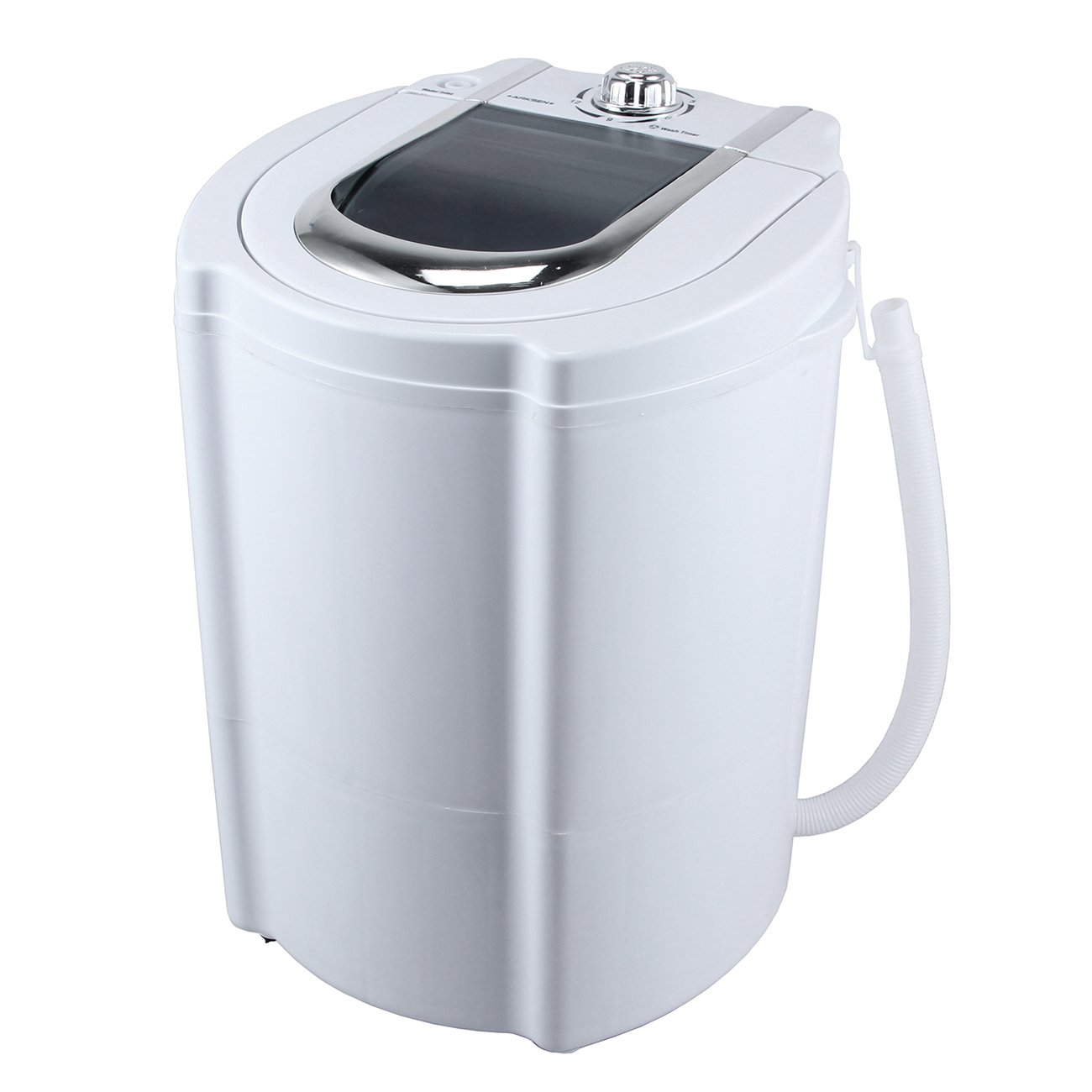 Electric Mini Portable Compact Washing Machine Wash Cycle 5.5LBS Capacity RV Apartment Home Dorm