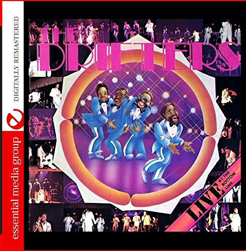 The Drifters - Live At The Bottom Line (Digtally Remastered) - Zortam Music