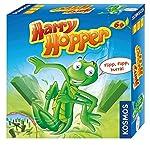 Harry Hopper: Kinderspiel für 2 - 4 Spieler ab 6 Jahren / Circa 20 Minuten