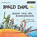 James und der Riesenpfirsich Audiobook by Roald Dahl Narrated by Rufus Beck