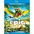 Epic / Epique (Bilingual) [Blu-ray + DVD + UltraViolet Copy]