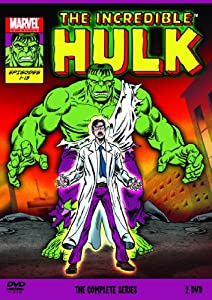 The Incredible Hulk 1966 Complete Series [DVD]