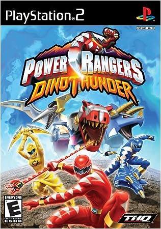 Power Rangers Dino Thunder - PlayStation 2
