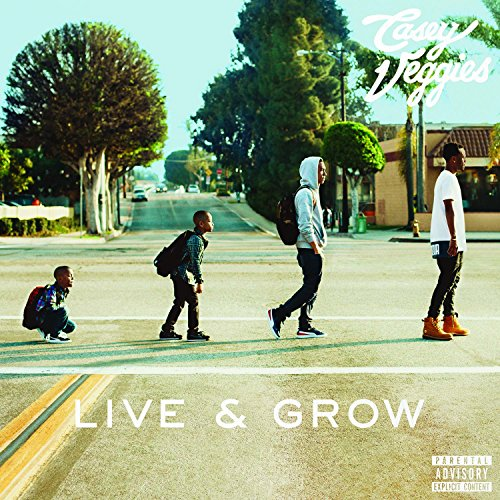 Casey Veggies-Live And Grow-CD-FLAC-2015-PERFECT Download