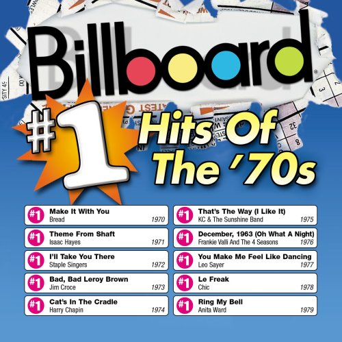 Billboard #1 Hits Of The 70'S