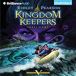 Kingdom Keepers V Audiobook