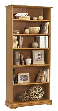 Actual diffusione 7200Alsazia scaffalatura Libreria legno 33x 81,4X 182,2cm