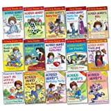 Francesca Simon Horrid Henry Early Readers Pack, 15 books, RRP £74.85 (including Don't Be Horrid Henry!; Tricks The Tooth Fairy; Football Fiend; Gets Rich Quick; Tricks & Treats; Nits; Rainy Day; Underpants and more).