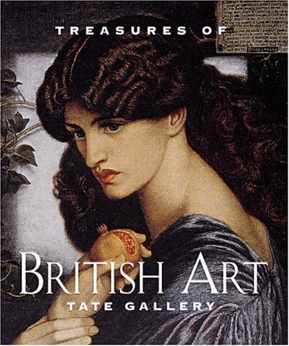 Treasures of British Art: Tate Gallery (Tiny Folio Series)