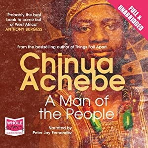 A Man of the People Audiobook