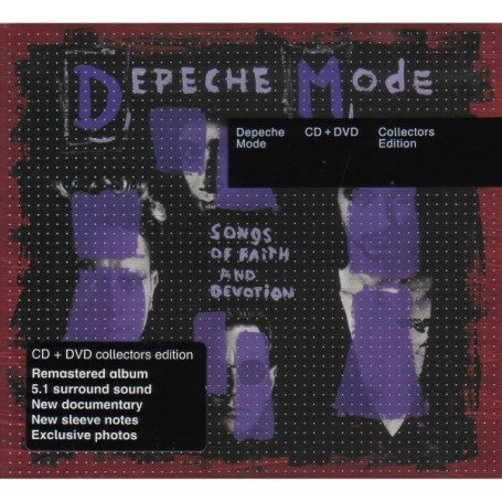 Depeche Mode - Songs Of Faith And Devotion (2006 remastered) - Zortam Music