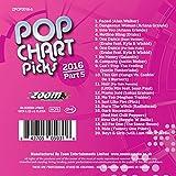 Zoom Karaoke - Zoom Karaoke CD+G - Pop Chart Picks 2016 - Part 5 [Card Wallet]