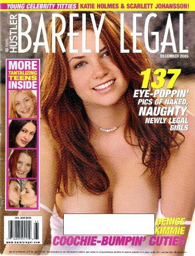 Hustler magazines barely legal girls any more