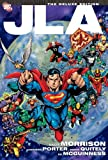 JLA Deluxe Edition Vol. 4 (1401229093) by Morrison, Grant