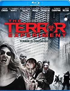 The Terror Experiment [Blu-ray]