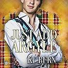 Just Add Argyle: Fabric Hearts, Book 3 Hörbuch von KC Burn Gesprochen von: David Ross