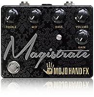 Mojo Hand Fx Magistrate マーシャル、プレキシ、EVHなブラウンサウンド! モジョハンドエフェクツ マジストレート 国内正規品