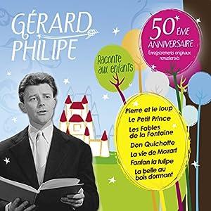 Gérard Philipe raconte aux enfants Audiobook
