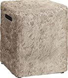 Real-Flame-Antique-Stone-Propane-Tank-Cover
